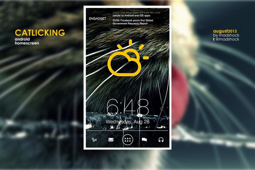 catlicking (screen)